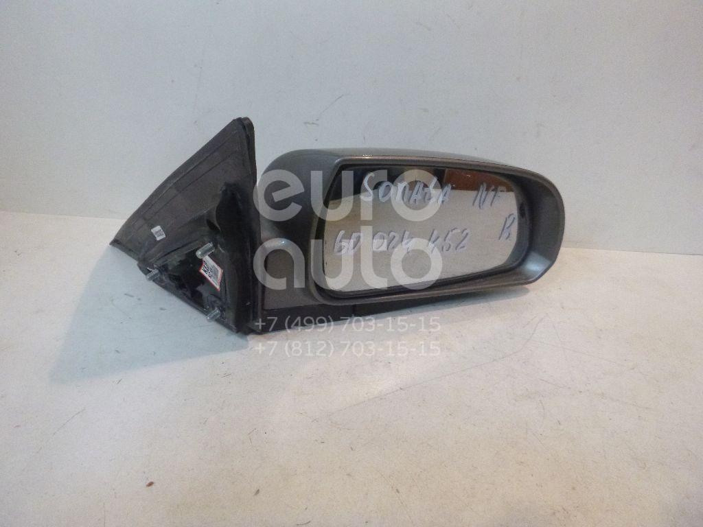 Зеркало правое электрическое для Hyundai Sonata NF# 2005> - Фото №1