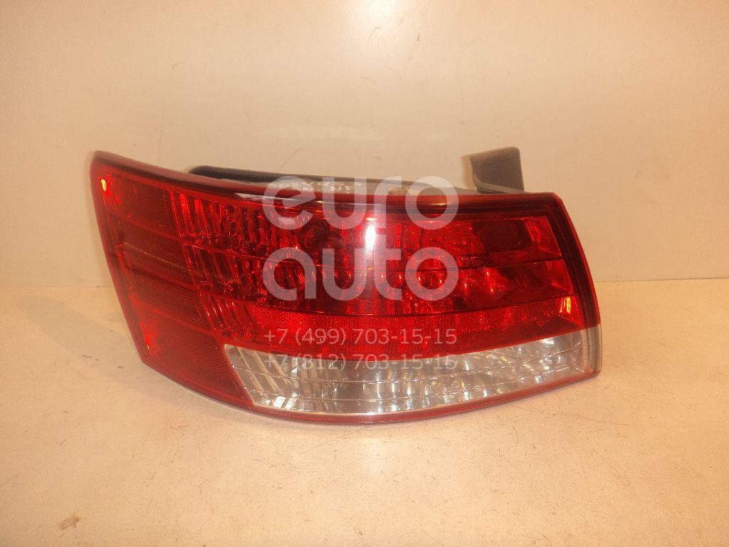 Фонарь задний наружный левый для Hyundai Sonata NF# 2005> - Фото №1