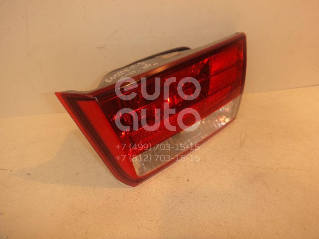 Фонарь задний внутренний правый для Hyundai Sonata V (NF) 2005-2010 - Фото №1