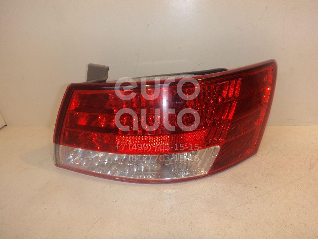 Фонарь задний наружный правый для Hyundai Sonata NF# 2005> - Фото №1