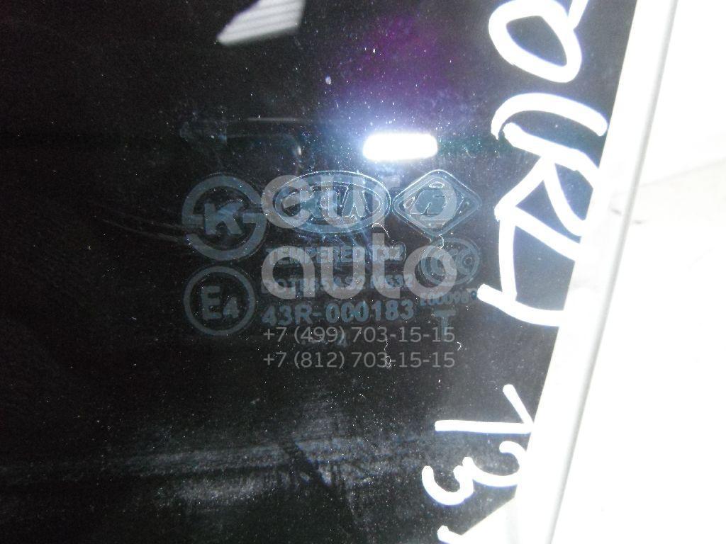 Стекло двери задней левой для Kia Cerato 2013> - Фото №1