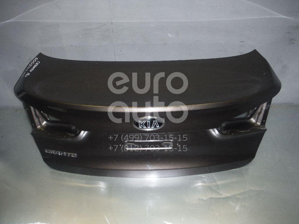 Крышка багажника для Kia Cerato 2013> - Фото №1