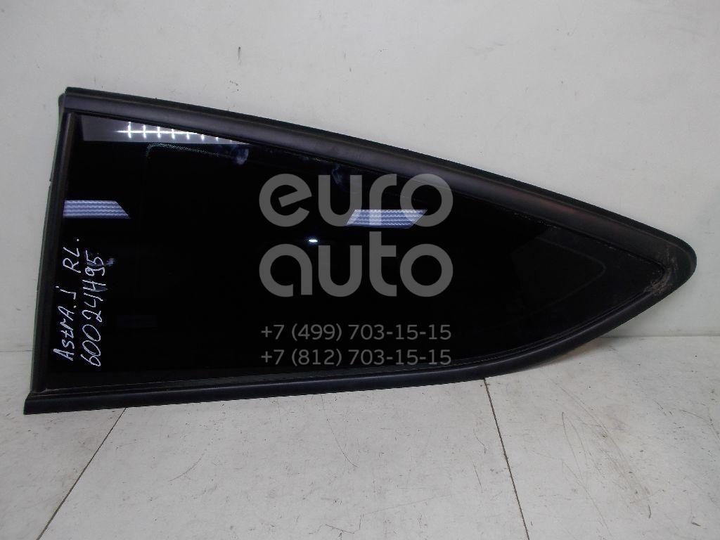 Стекло кузовное глухое левое для Opel Astra J 2010> - Фото №1