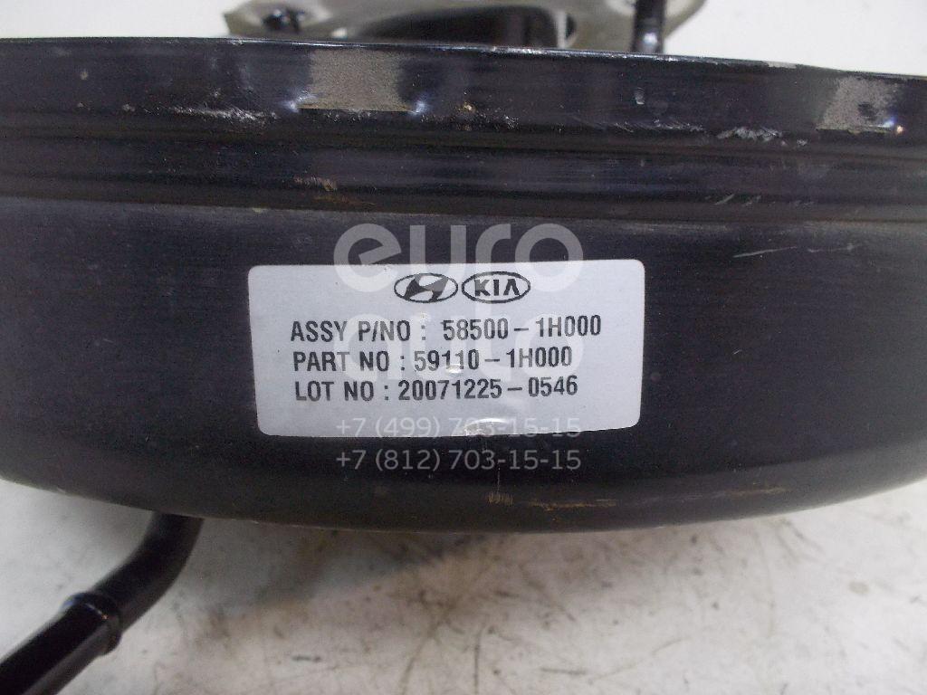 Усилитель тормозов вакуумный для Kia,Hyundai Ceed 2007-2012;i30 2007-2012 - Фото №1