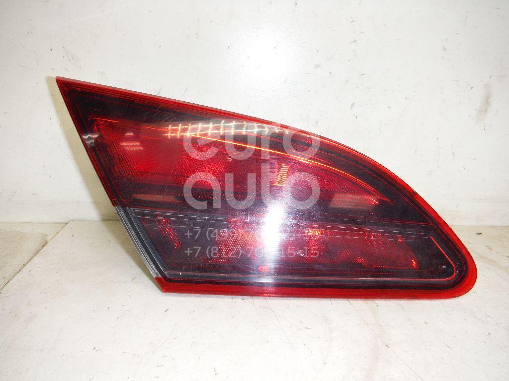 Фонарь задний внутренний левый для Opel Astra J 2010> - Фото №1