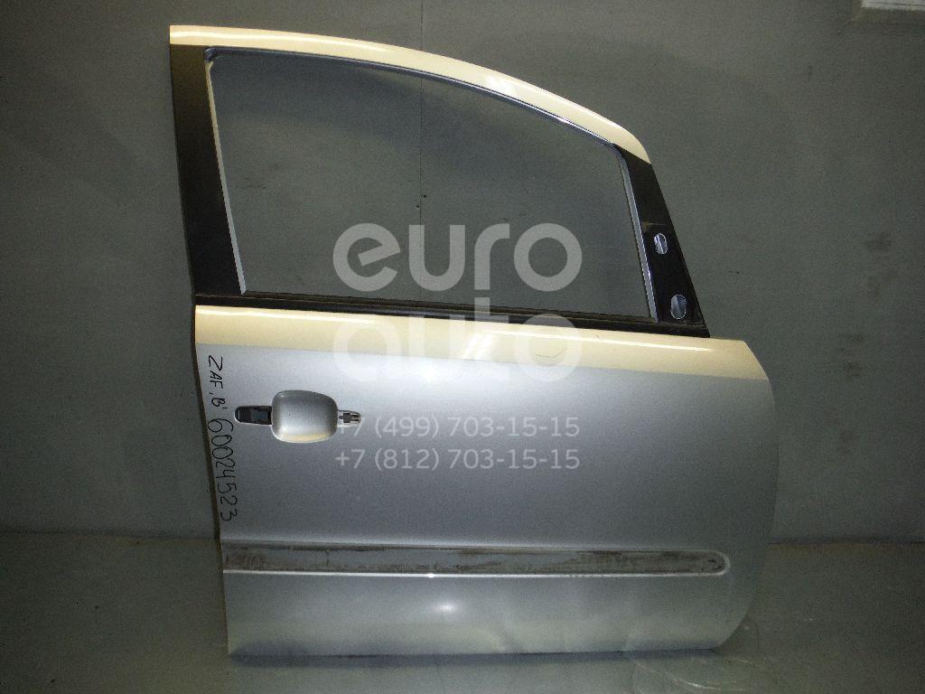 Дверь передняя правая для Opel Zafira B 2005-2012 - Фото №1