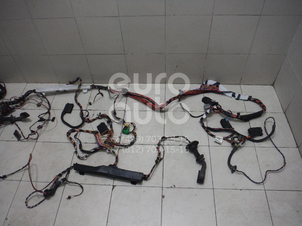 Проводка (коса) для Opel Zafira B 2005-2012 - Фото №1