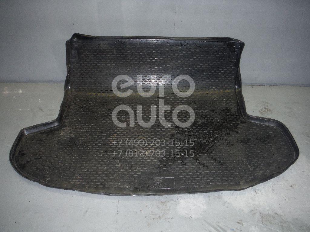 Коврик багажника для Kia Ceed 2007-2012 - Фото №1