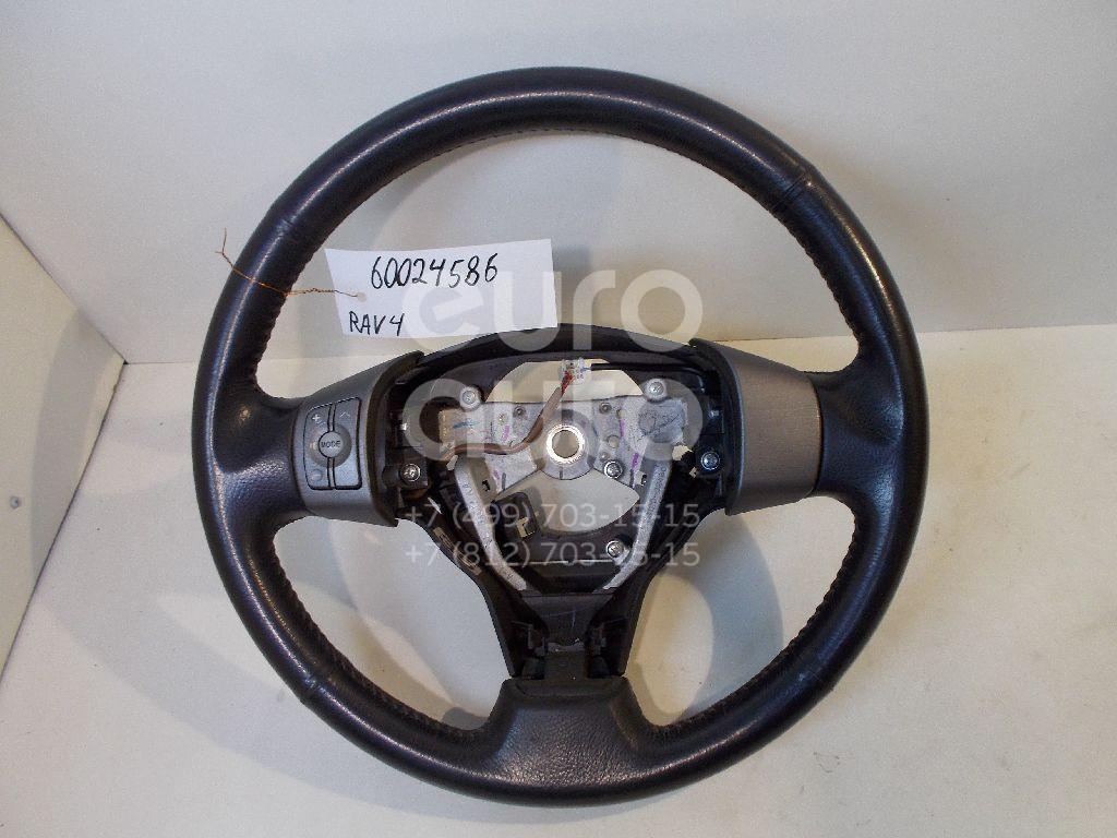 Рулевое колесо для AIR BAG (без AIR BAG) для Toyota RAV 4 2006-2013 - Фото №1