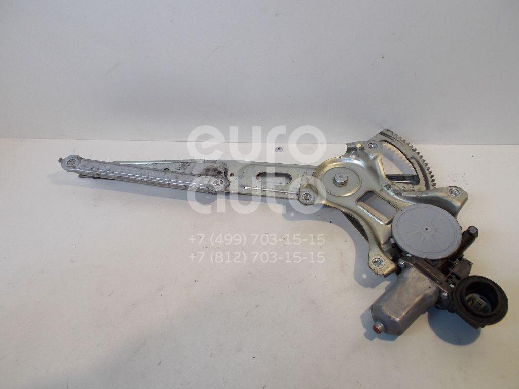Стеклоподъемник электр. передний правый для Toyota,Scion RAV 4 2006-2013;xA 2004-2006 - Фото №1