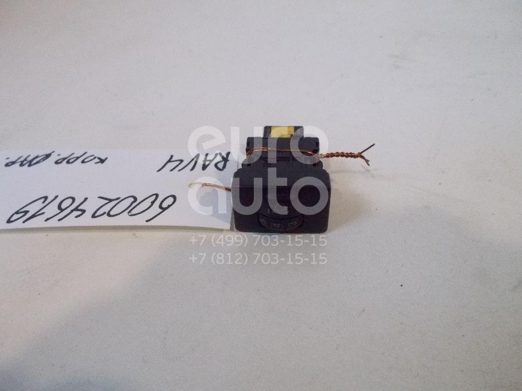 Кнопка корректора фар для Toyota RAV 4 2006-2013 - Фото №1