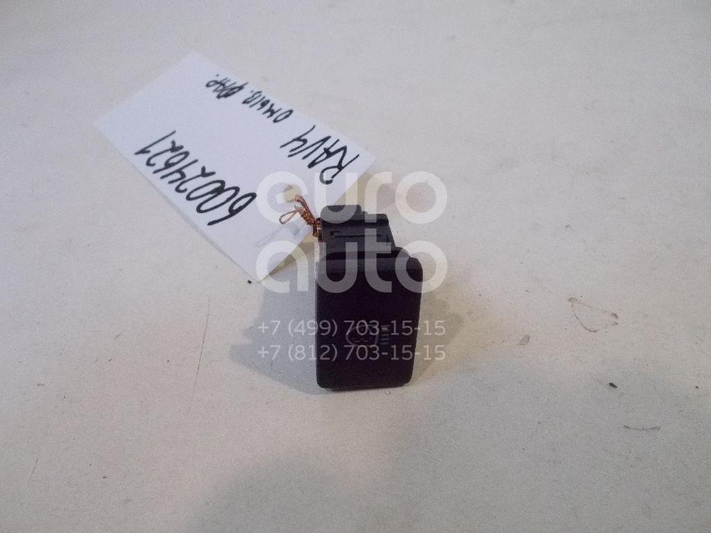 Кнопка омывателя фар для Toyota RAV 4 2006-2013;Auris (E15) 2006-2012;Corolla E15 2006-2013;Avensis III 2009>;Verso 2009> - Фото №1