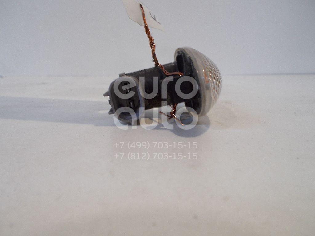 Повторитель на крыло белый для Toyota RAV 4 2006-2013;Yaris 2005-2011 - Фото №1