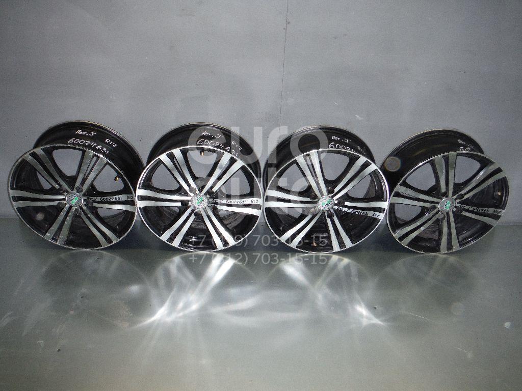 Диски колесные легкосплавные (к-кт) для Opel Astra J 2010> - Фото №1