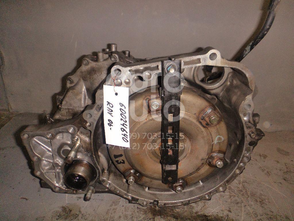 АКПП (автоматическая коробка переключения передач) для Toyota RAV 4 2006-2013 - Фото №1
