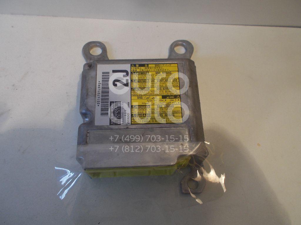 Блок управления AIR BAG для Toyota RAV 4 2006-2013 - Фото №1