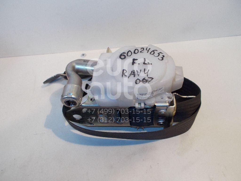 Ремень безопасности с пиропатроном для Toyota RAV 4 2006-2013 - Фото №1