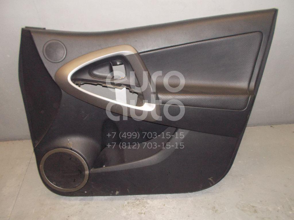 Обшивка двери передней правой для Toyota RAV 4 2006-2013 - Фото №1