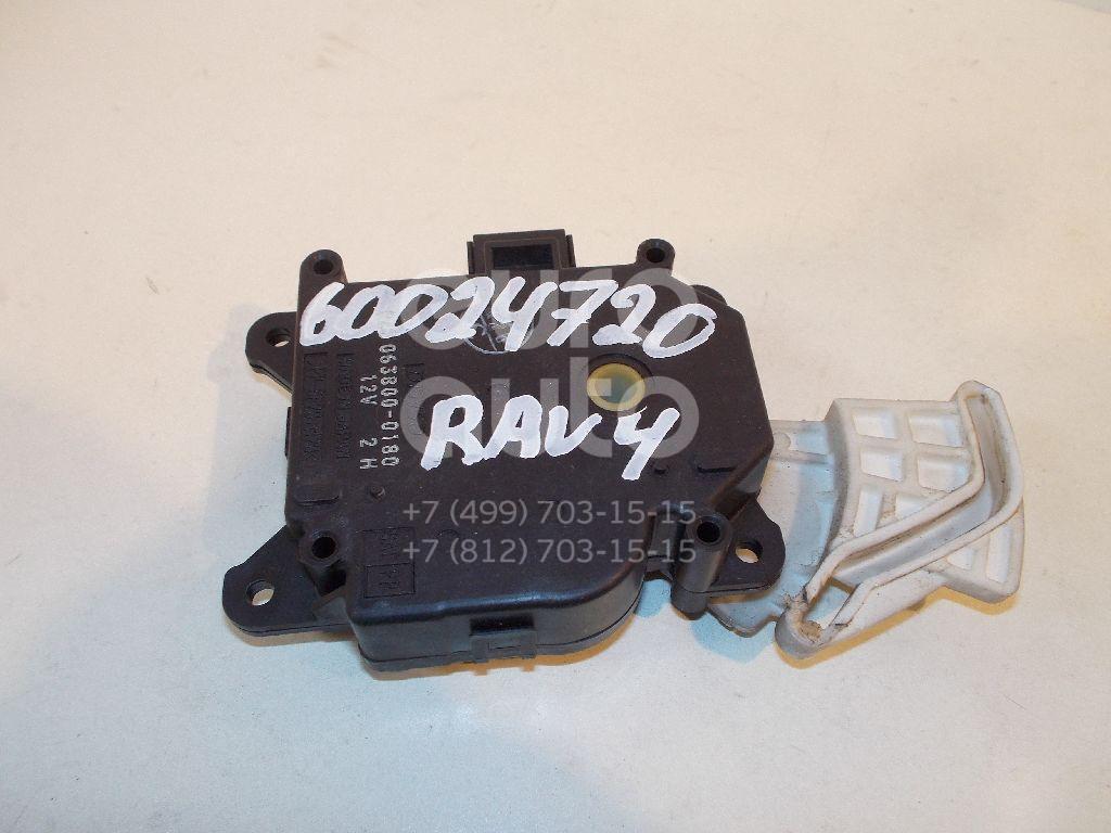Моторчик заслонки отопителя для Toyota RAV 4 2006-2013;Auris (E15) 2006-2012;Avensis III 2009>;Prius 2009>;CT 200H 2011>;RAV 4 2013>;Corolla E18 2013> - Фото №1