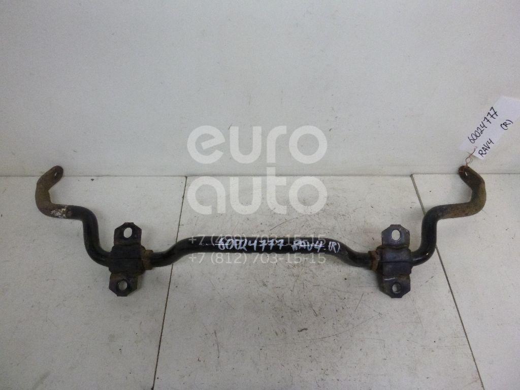 Стабилизатор задний для Toyota RAV 4 2006-2013 - Фото №1