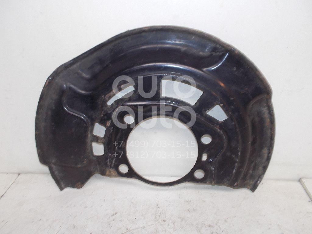 Пыльник тормозного диска для Toyota RAV 4 2006-2013;RAV 4 2013> - Фото №1