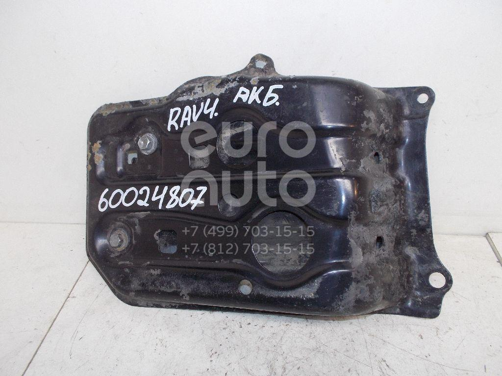 Крепление АКБ (корпус/подставка) для Toyota RAV 4 2006-2013;Previa 2000>;RAV 4 2013>;Alphard 2008-2014 - Фото №1