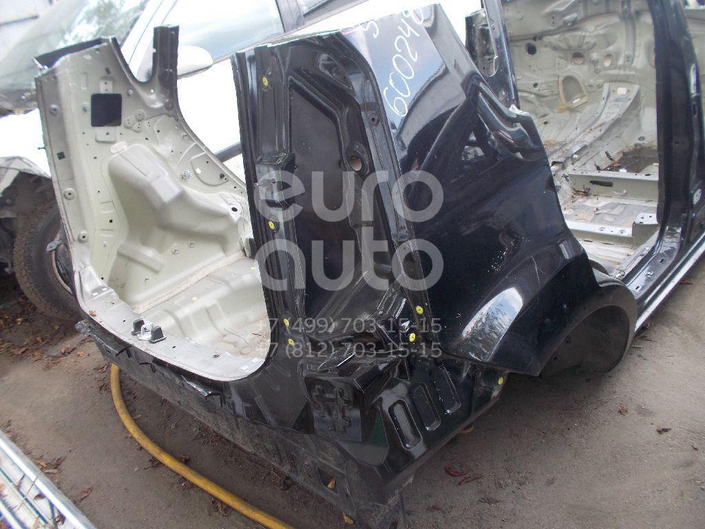 Кузовной элемент для Kia Soul 2009-2014 - Фото №1