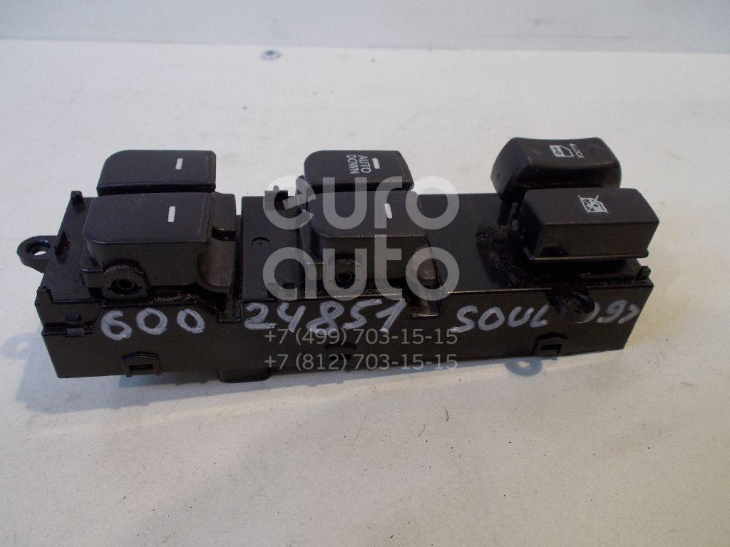 Блок управления стеклоподъемниками для Kia Soul 2009-2014 - Фото №1