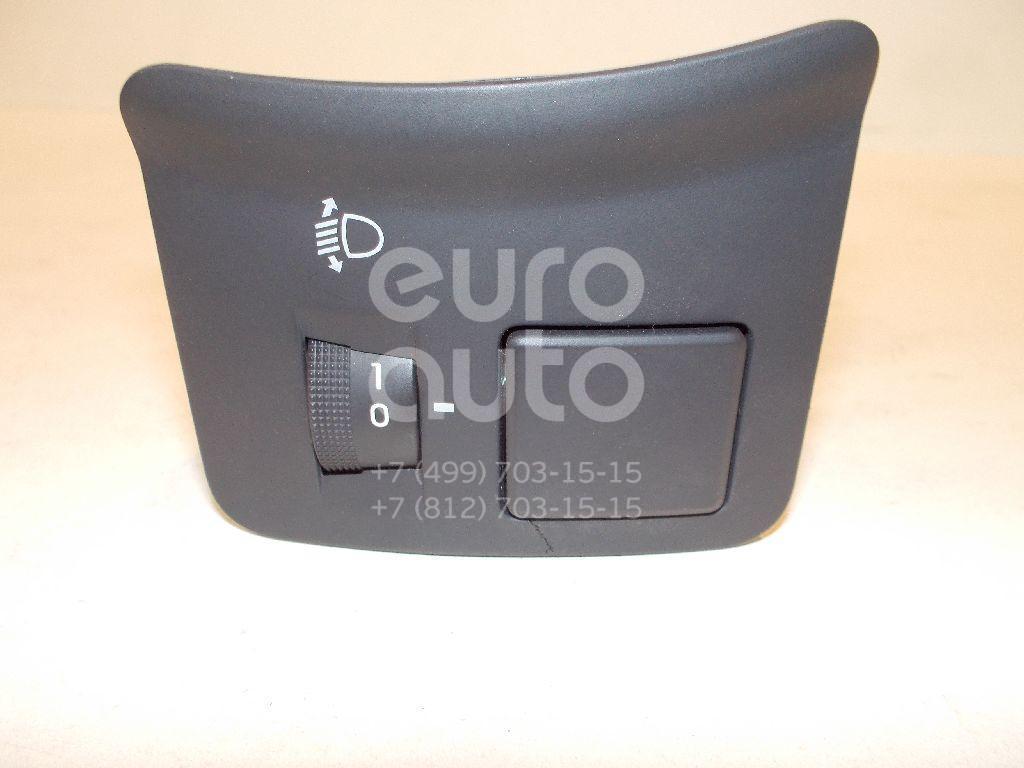 Кнопка корректора фар для Kia Soul 2009-2014 - Фото №1