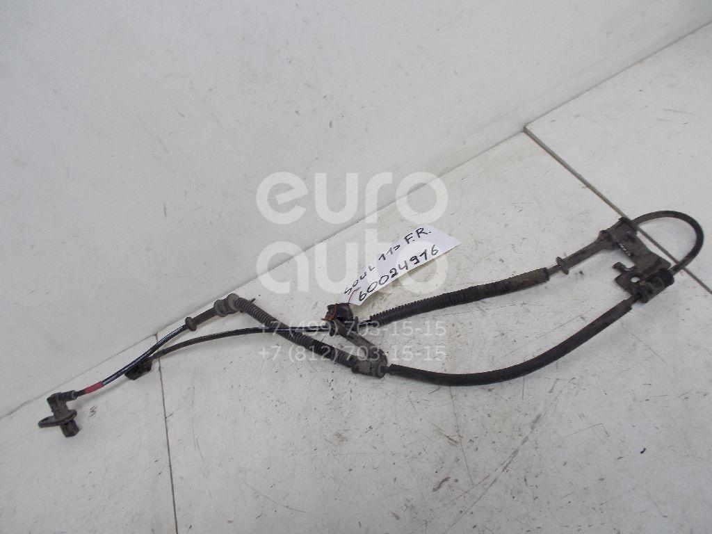 Датчик ABS передний правый для Kia Soul 2009-2014 - Фото №1