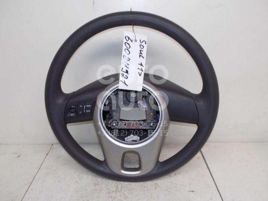 Рулевое колесо для AIR BAG (без AIR BAG) для Kia Soul 2009-2014 - Фото №1