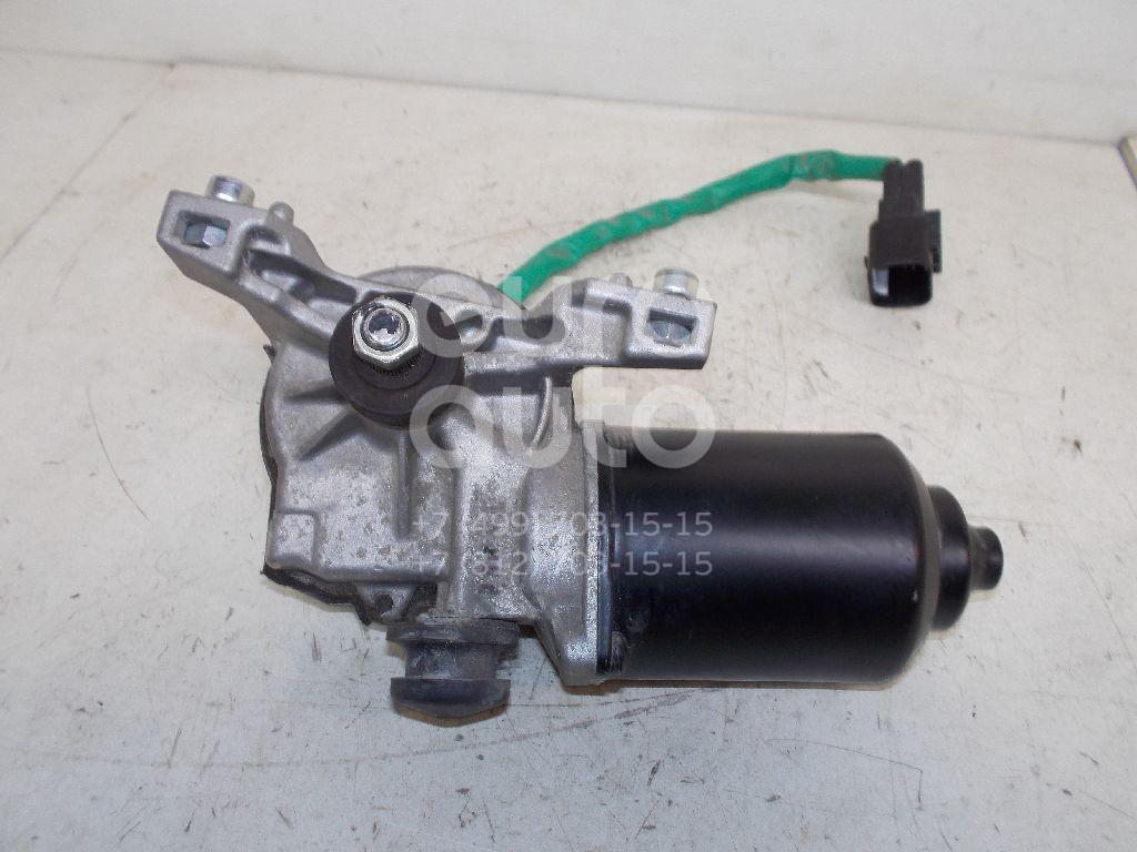 Моторчик стеклоочистителя передний для Kia Soul 2009-2014 - Фото №1
