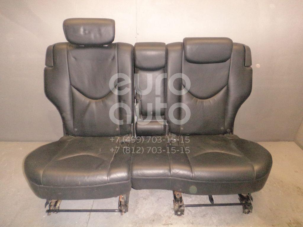К-кт сидений для Toyota RAV 4 2006-2013 - Фото №1