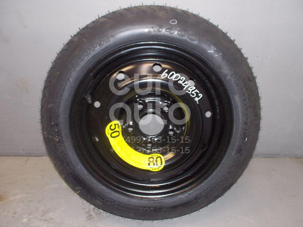 Диск запасного колеса (докатка) для Kia Soul 2009-2014;Cerato 2009-2013 - Фото №1
