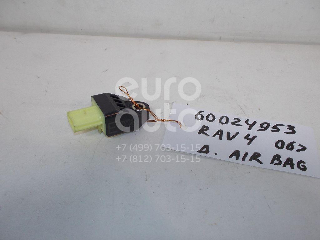 Датчик AIR BAG для Toyota RAV 4 2006-2013;Camry XV40 2006-2011;Previa 2000>;Auris (E15) 2006-2012;Corolla E15 2006-2013 - Фото №1