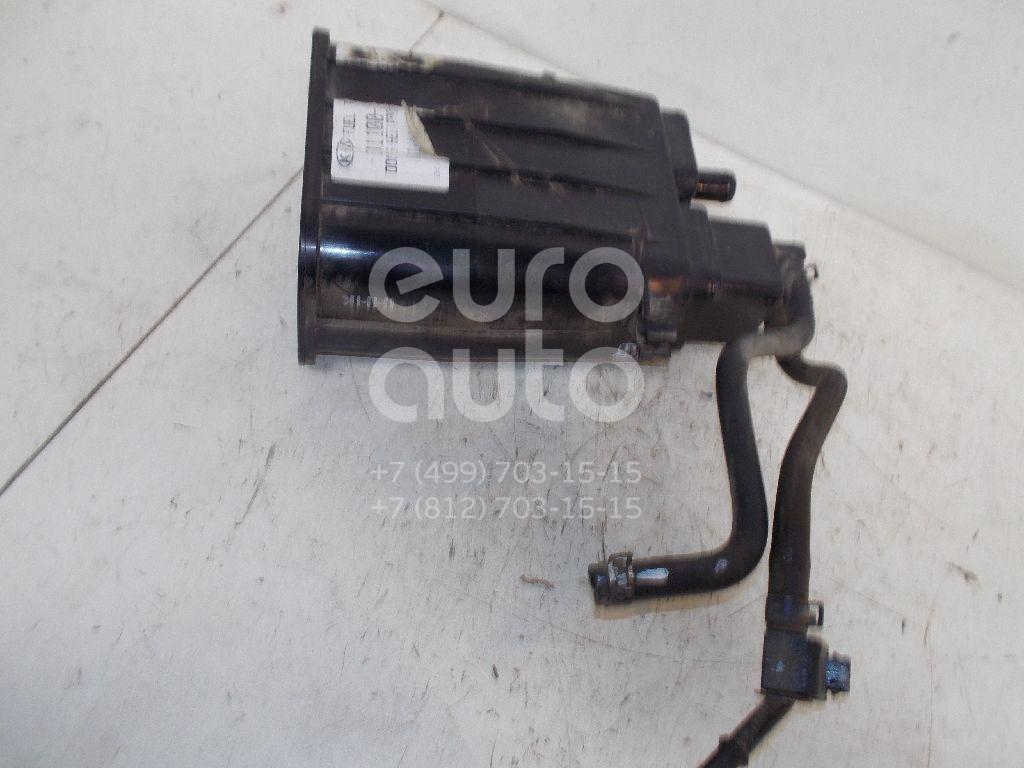 Абсорбер (фильтр угольный) для Kia,Hyundai Soul 2009-2014;Sorento 2002-2009;i20 2008-2014;Cerato 2009-2013;Venga 2010>;ix20 2010> - Фото №1