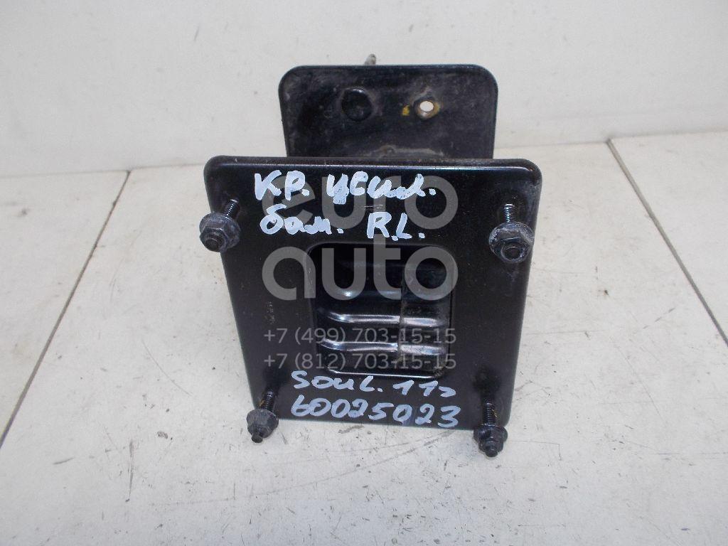 Кронштейн усилителя заднего бампера левый для Kia Soul 2009-2014 - Фото №1