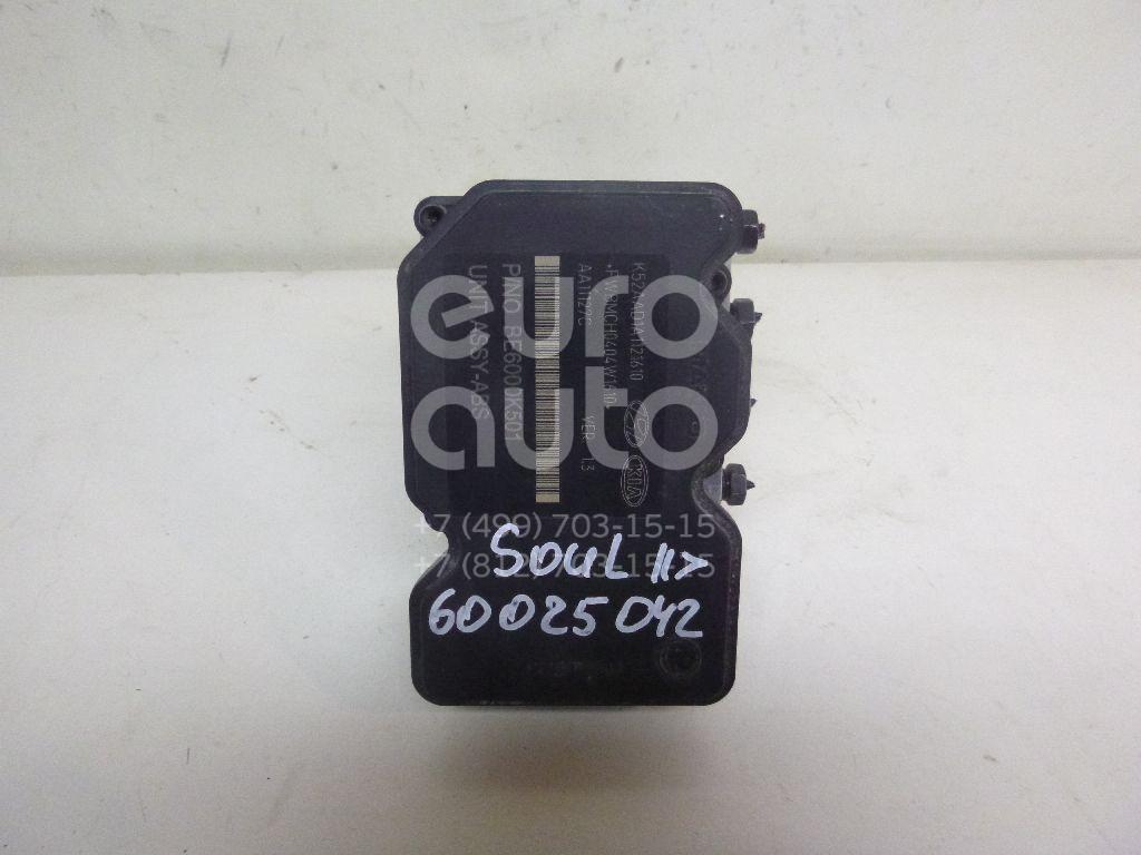Блок ABS (насос) для Kia Soul 2009-2014 - Фото №1