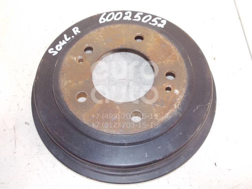 Барабан тормозной для Kia,Hyundai Soul 2009-2014;Atos (MX) 1998-2003;Atos Prime 1999-2007 - Фото №1