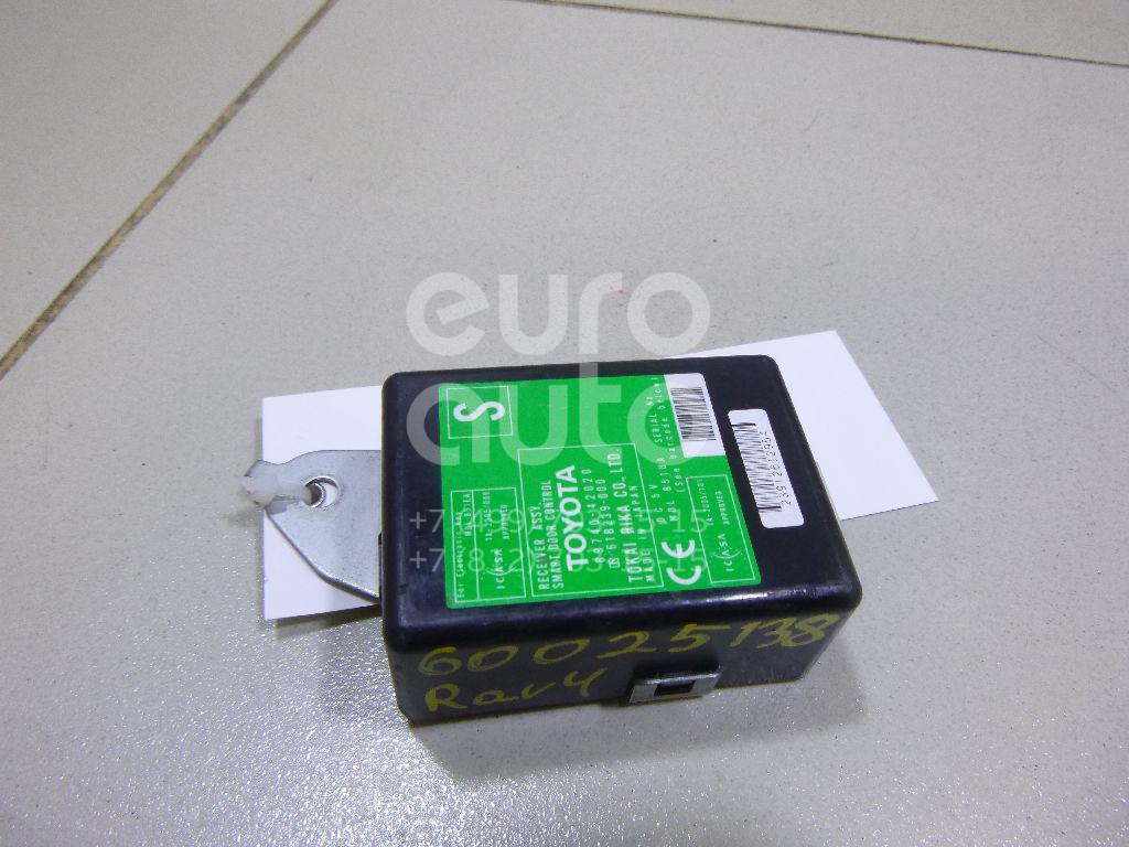 Блок электронный для Toyota RAV 4 2006-2013 - Фото №1