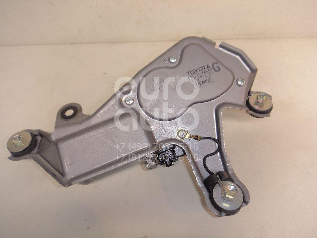 Моторчик стеклоочистителя задний для Toyota RAV 4 2006-2013 - Фото №1