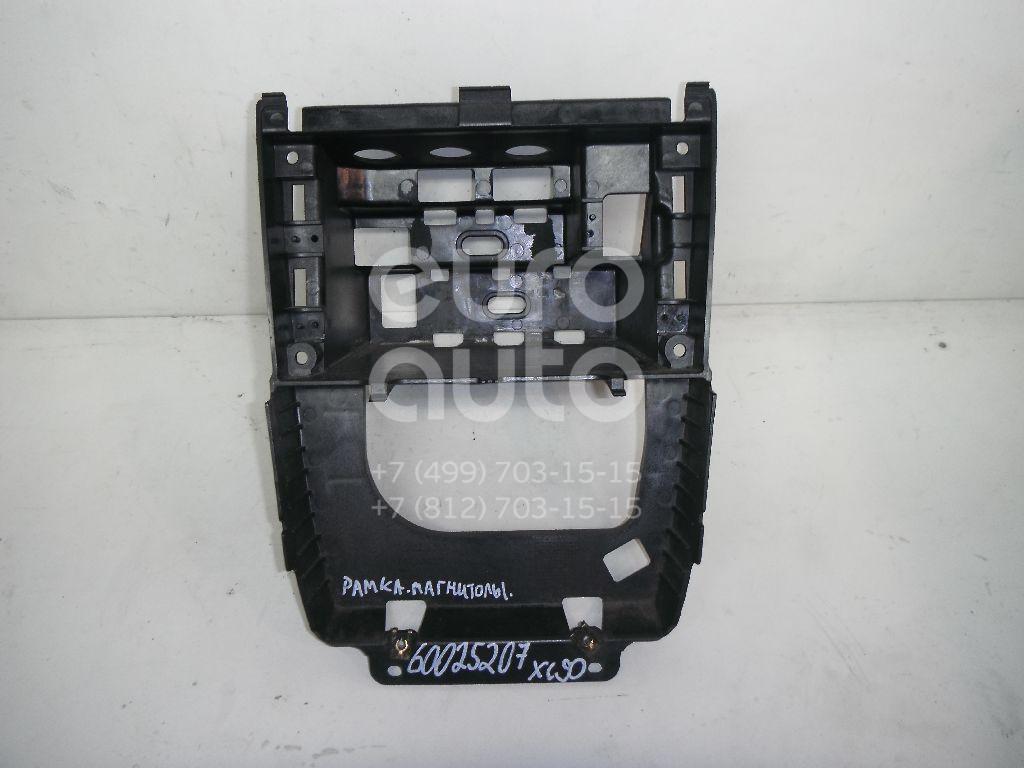 Рамка магнитолы для Volvo XC90 2002-2015 - Фото №1