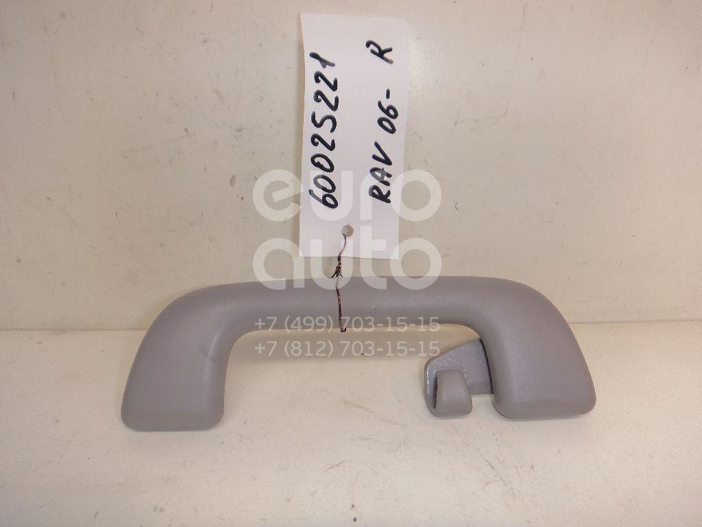 Ручка внутренняя потолочная для Toyota RAV 4 2006-2013;Yaris 2005-2011;Highlander II 2007-2013;Prius 2003-2009 - Фото №1