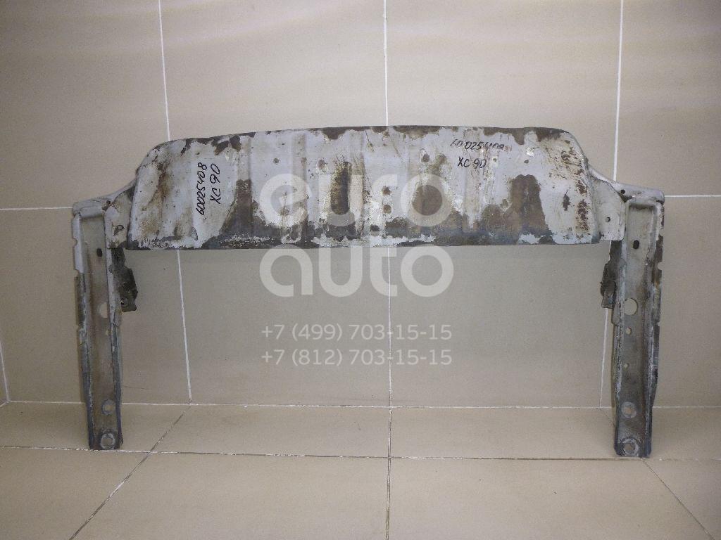 Защита для Volvo XC90 2002-2015 - Фото №1