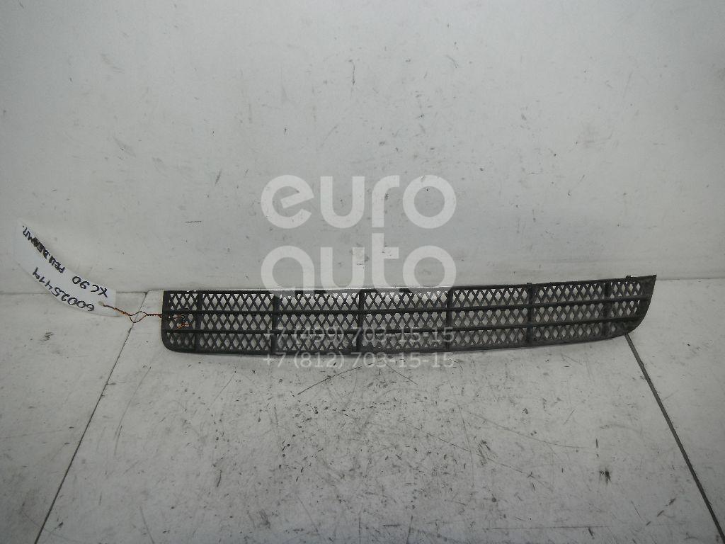 Решетка в бампер левая для Volvo XC90 2002-2015 - Фото №1