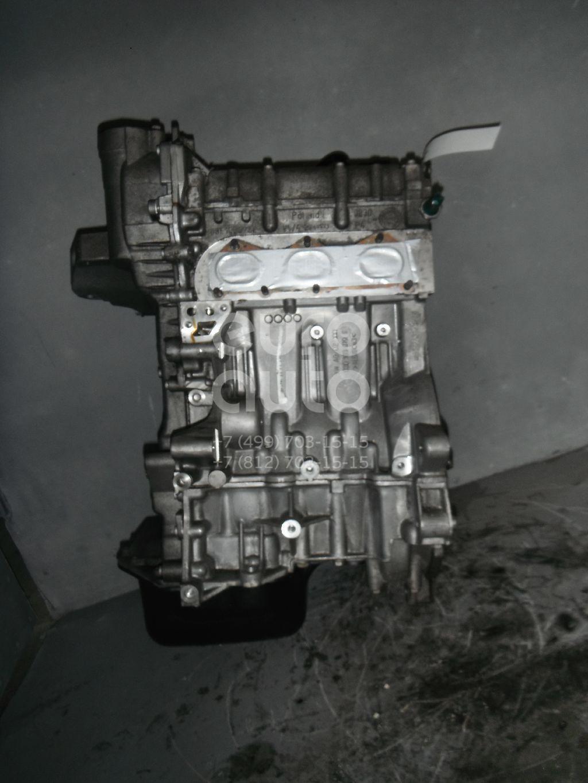 Двигатель для Skoda Fabia 2007-2015;Roomster 2006> - Фото №1