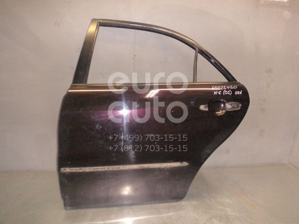 Дверь задняя левая для Mazda Mazda 6 (GG) 2002-2007 - Фото №1