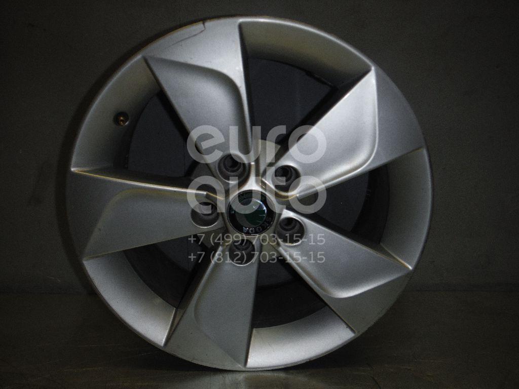 Диск колесный легкосплавный для Skoda Yeti 2009> - Фото №1