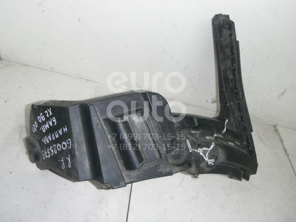 Направляющая заднего бампера правая для Volvo XC90 2002-2015 - Фото №1