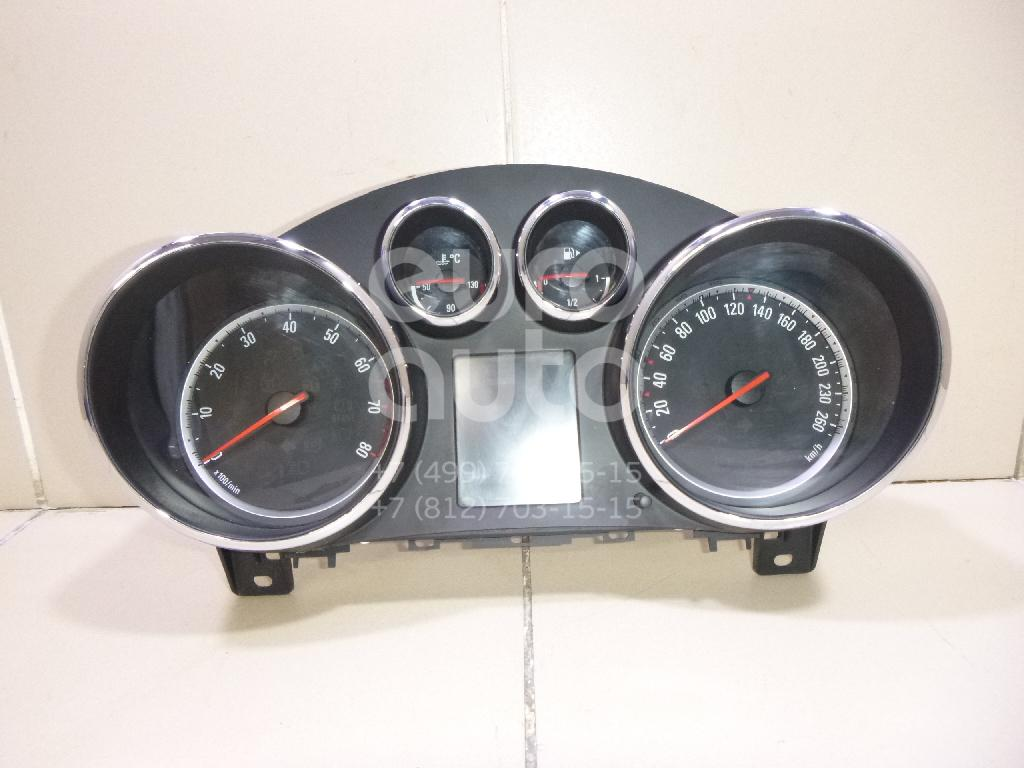 Панель приборов для Opel Astra J 2010> - Фото №1